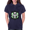 ::Space Deer:: Womens Polo