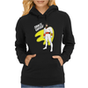 Space Ghost Cartoon Womens Hoodie
