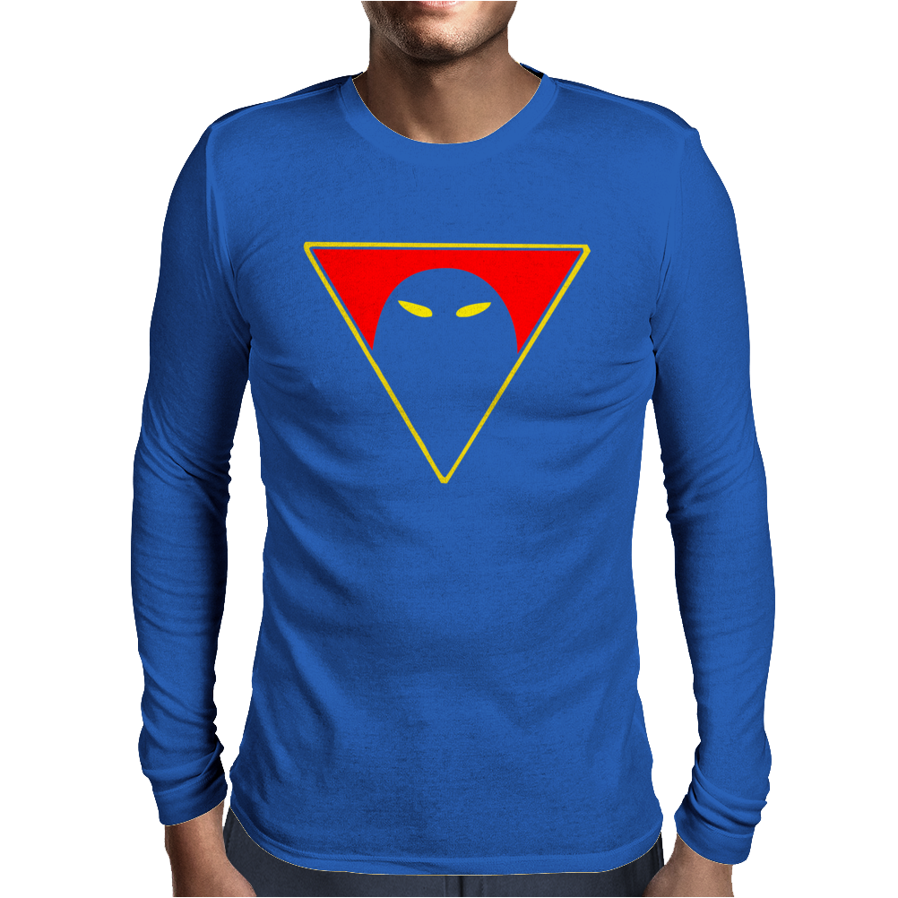 Space Ghost Men's cool Mens Long Sleeve T-Shirt