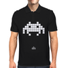 Space Invader Mens Polo