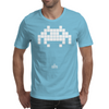 Space Invader Mens T-Shirt
