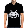 Space Invaders Mens Polo