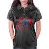 SPACE IS THE PLACE Womens Polo