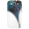 Space Zipper Phone Case