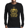 Sparta Gym  Film funny Mens Long Sleeve T-Shirt