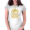 Sparta Gym  Film funny Womens Fitted T-Shirt