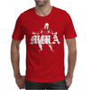 Sparta MMA Criminal Boxen Muay Thai Kickboxen Fight Shirt BJJ Ringer Mens T-Shirt