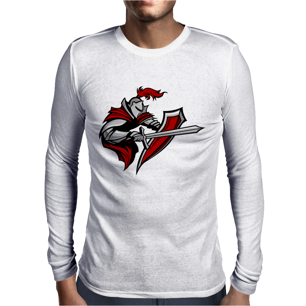 spartan IV Mens Long Sleeve T-Shirt