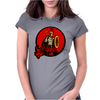 spartan Womens Fitted T-Shirt