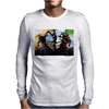 Spawn vs Superhero Comic Mens Long Sleeve T-Shirt
