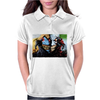Spawn vs Superhero Comic Womens Polo
