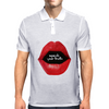 speak your truth _white Mens Polo
