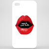 speak your truth _white Phone Case