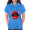 speak your truth _white Womens Polo