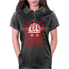 Speed Flames Womens Polo