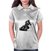 Speedway Racer Womens Polo