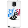 Speedway Racing Phone Case