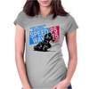 Speedway Racing Womens Fitted T-Shirt