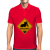 Speedway road sign Mens Polo