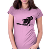 Speedway Womens Fitted T-Shirt