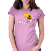 Speedy Gonzales V Taz Bugs Bunny Mexico Womens Fitted T-Shirt