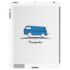 Speedy Vanagon Caravelle Transporter Combi Blue Tablet
