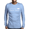 Sperm Donor Humor Mens Long Sleeve T-Shirt
