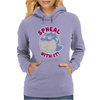 Spheal With It! Womens Hoodie
