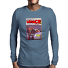 Spicy Space Stories Mens Long Sleeve T-Shirt