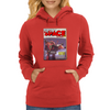 Spicy Space Stories Womens Hoodie