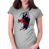 Spider-hill Womens Fitted T-Shirt