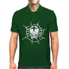 Spider In The Web Mens Polo