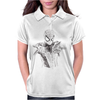 Spider-Man art Womens Polo