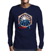 Spider ready for combat Mens Long Sleeve T-Shirt