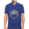 Spider ready for combat Mens Polo