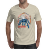 Spider ready for combat Mens T-Shirt