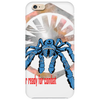 Spider ready for combat Phone Case
