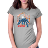 Spider ready for combat Womens Fitted T-Shirt