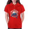 Spider ready for combat Womens Polo