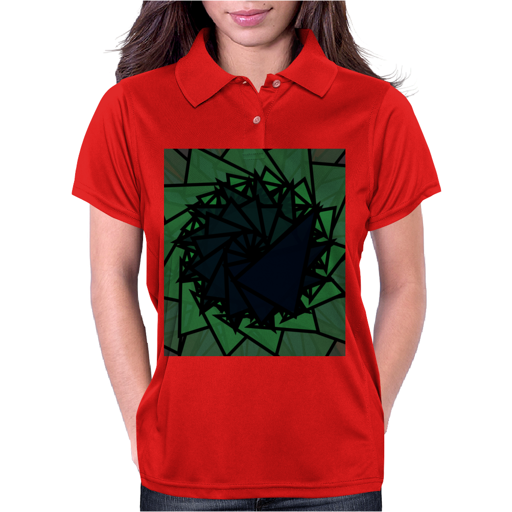 SPIDER WEB Womens Polo