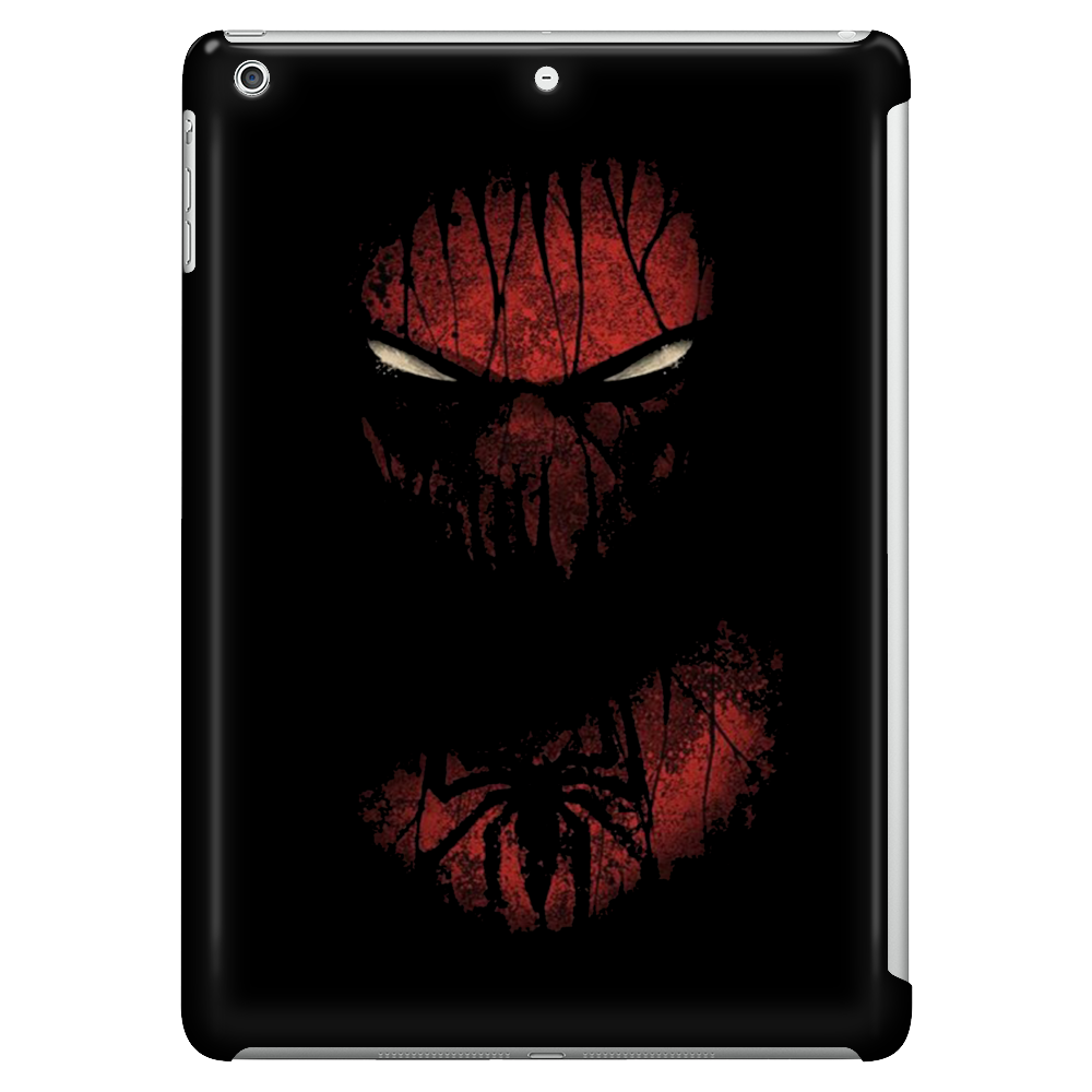 Spiderman in the darkness Tablet (vertical)
