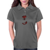 Spiderman in the darkness Womens Polo