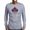 Spiderman Logo Mens Long Sleeve T-Shirt