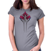 Spiderman Logo Womens Fitted T-Shirt