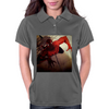 Spiderman Womens Polo