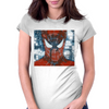 Spidey Womens Fitted T-Shirt