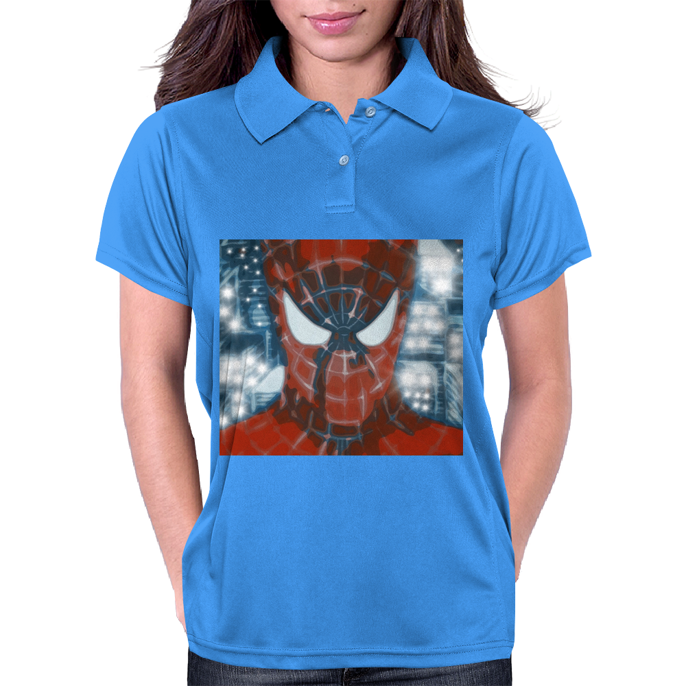 Spidey Womens Polo