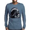 Spike Lee Mars Brooklyn Mens Long Sleeve T-Shirt
