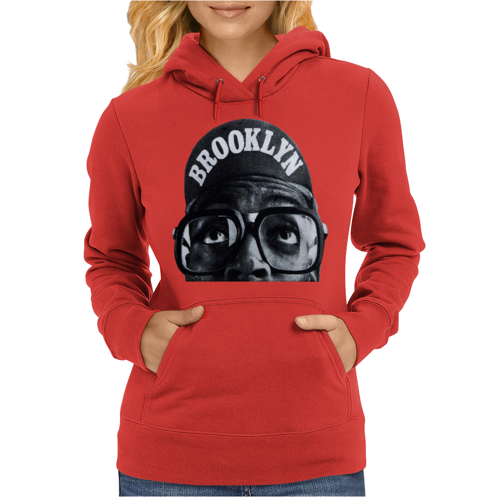 Spike Lee Mars Brooklyn Womens Hoodie