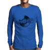 Spin Me Around by Fravaco Mens Long Sleeve T-Shirt